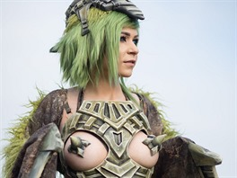 Shadow of the Colossus - Avion cosplay