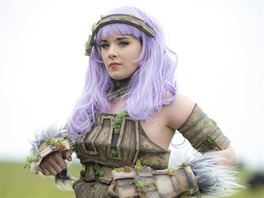 Shadow of the Colossus - Cenobia cosplay
