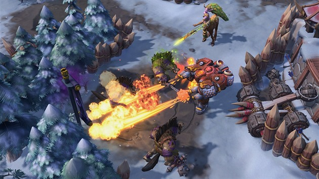 Heroes of the Storm – Echoes of Alterac