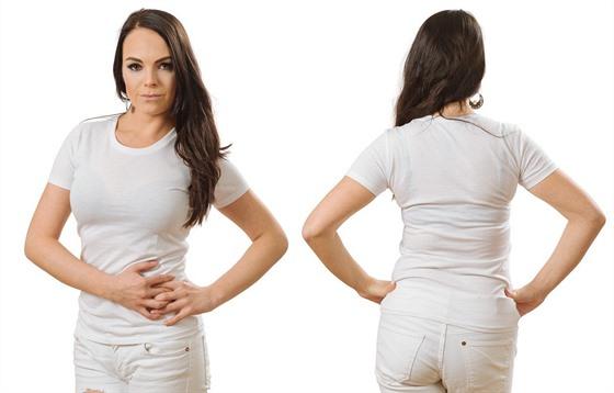 4ea2b6029f04 Pod bílým oblečením by nemělo prosvítat barevné spodní prádlo