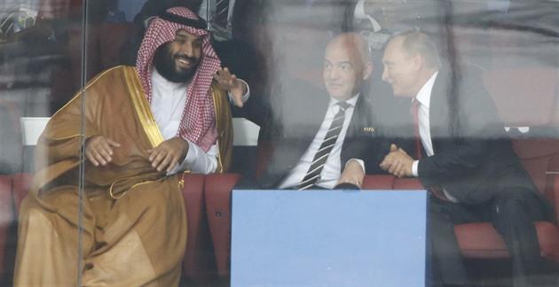 MS každé dva roky vzešlo od Saúdů. Už protestují i kluby včetně českých
