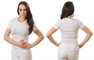 Čtyři pravidla, jak nosit bílou. Tabu jsou černé kalhotky i průsvitná látka