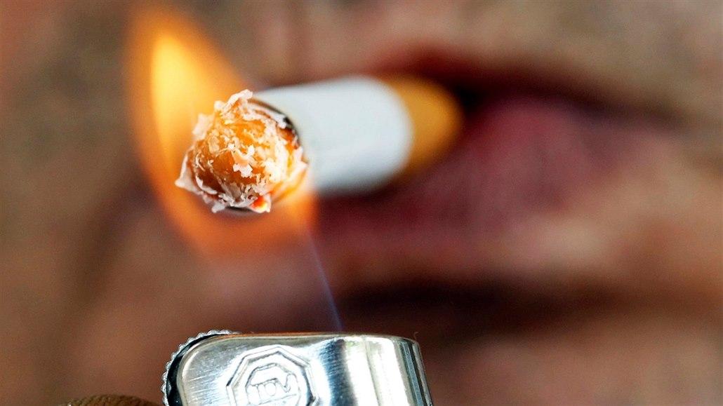 Velký tabákový bratr. Do trafik přicházejí kódované cigarety