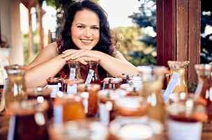 Volno si beru mezi jahodami a meruňkami, říká Jozefína Růžičková