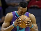 Dwight Howard v dresu Charlotte
