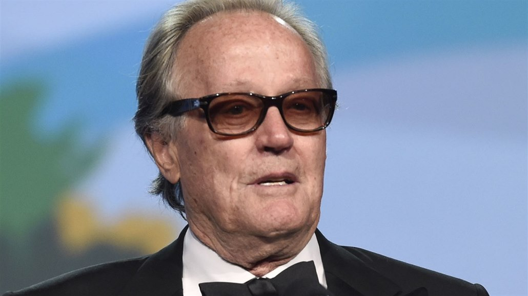 Peter Fonda (Palm Springs, 2. ledna 2018)