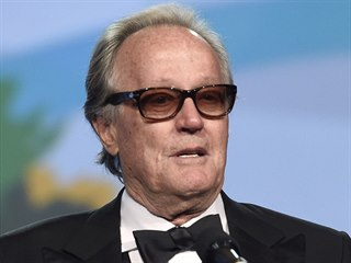 Peter Fonda (Palm Springs, 2. ledna 2018)
