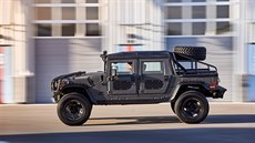 Hummer H1 Mil-Spec Automotive