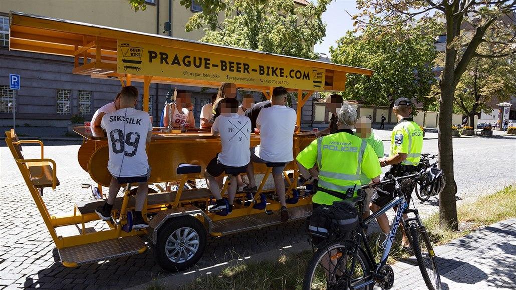 Pivní kola se do pražských ulic zatím nevrátí, chystá se jejich nová koncepce