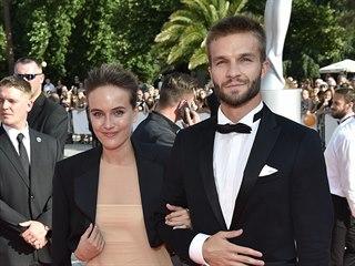 Tereza Voříšková a Matyáš Ramba (Karlovy Vary, 29. června 2018)