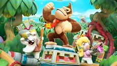 Mario + Rabbids: Kingdom Battle - Donkey Kong Adventures