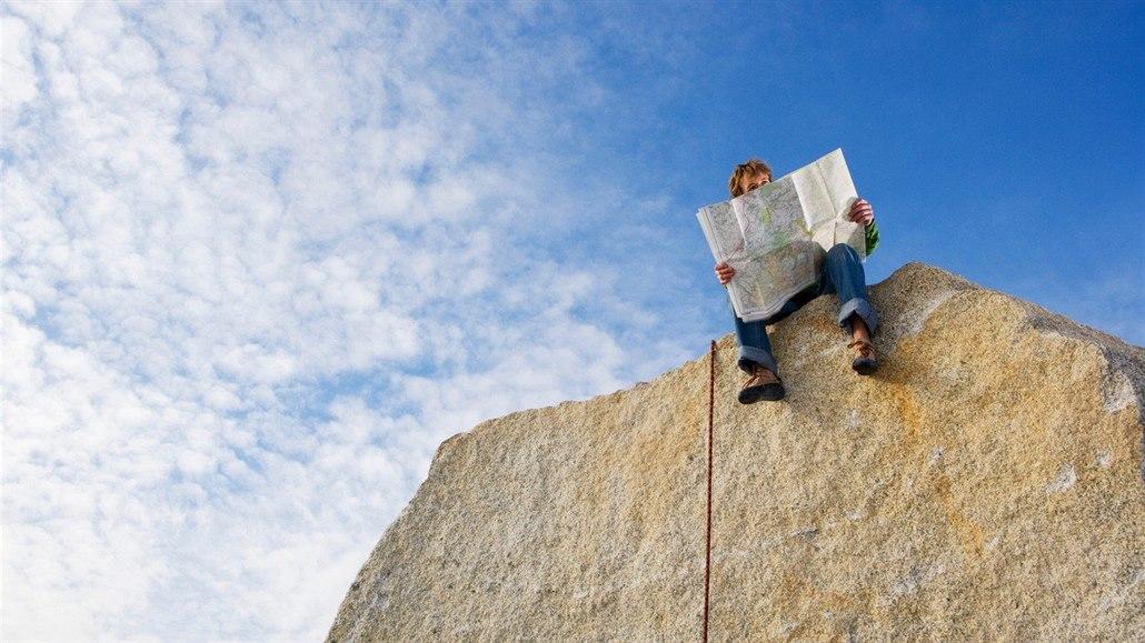 62e9e455a Čtení map a orientace v terénu bývala základní dovedností, které jsme ...