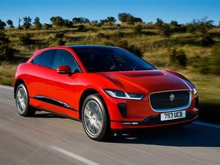 Elektromobil Jaguar I-Pace