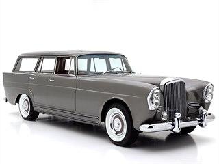 Bentley S2 Wendler