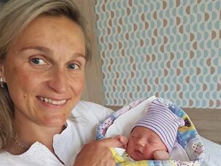 Barbora Špotáková má druhého syna, dostal jméno Darek
