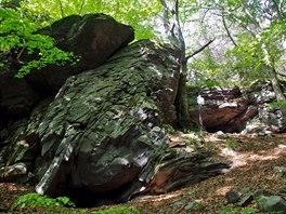 Budínská skala