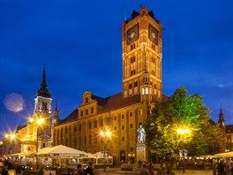 Středověký Toruň unikl válečné zkáze a dnes patří mezi historické klenoty země.