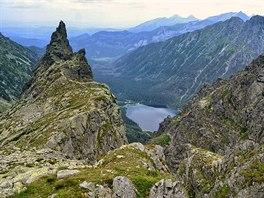 Nejoblíbenější přírodní destinací jsou Vysoké Tatry snejvyšší polskou horou...