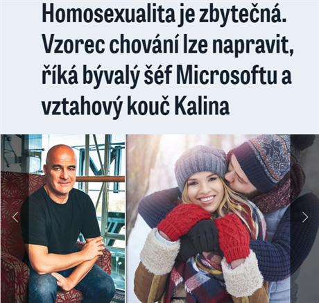 Homosexuální letuška