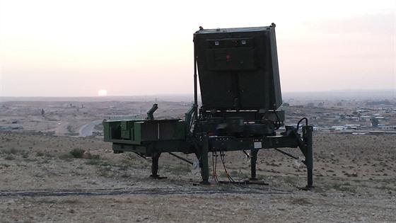 Izraelský radar EL/M-2084 pro kanadskou armádu