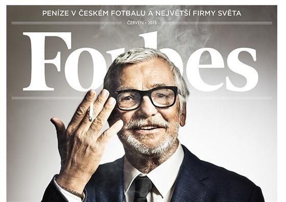 Časopisem roku se stal Forbes. Bodovali Marianne 6bed4ca661