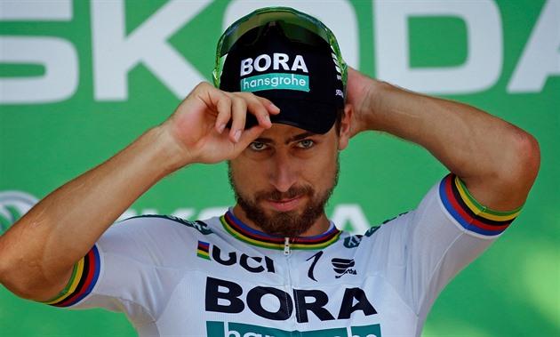 Tricou curcubeu? Îi doresc lui Valverde, dar îl vreau înapoi cât mai curând posibil, spune Sagan