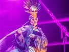 Grace Jones - festival Colours of Ostrava 2018