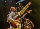 Ziggy Marley - festival Colours of Ostrava 2018
