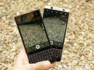 BlackBerry KeyOne a nové Key2