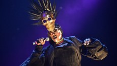 Grace Jones na Colours of Ostrava (21. července 2018)