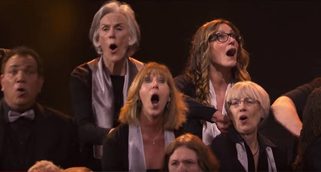 Angel City Chorale: Amazing Choir Earns Golden Buzzer From Olivia Munn -...