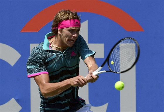 Alexander Zverev ve finále ve Washingtonu