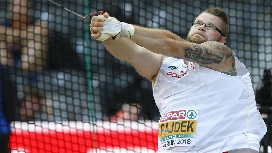 Lasickeneová a Fajdek předvedli v Chorzówě atletické výkony roku