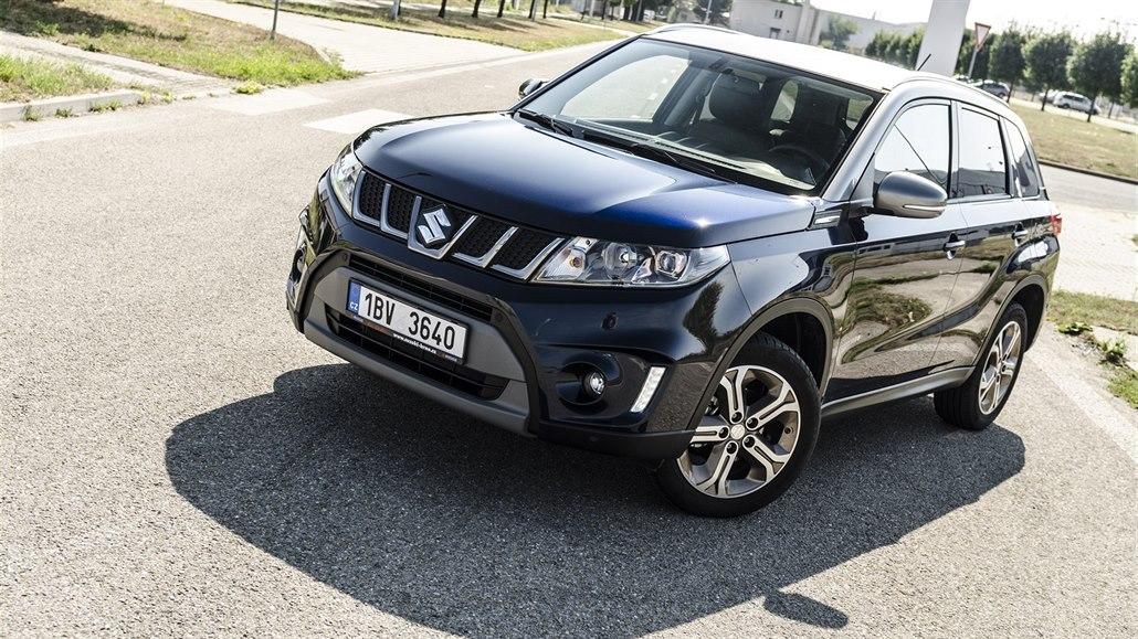 Dvěma vozům značek Jeep a Suzuki hrozí zákaz prodeje v Evropě