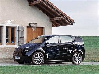 Německá automobilka Sono Motors vyvíjí elektromobil Sion se solárními články na...