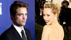 Robert Pattinson, Suki Waterhousová