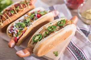 Co má hot dog společného se psy a kde se vlastně vzal?