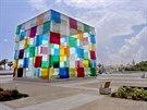 Centre Pompidou ve španělské Málaze