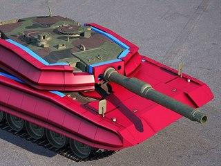 SMART PROTech na tanku Leopard 2