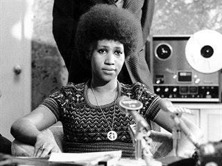 Aretha Franklinová v roce 1973