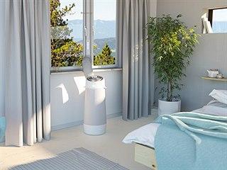 Mobilní klimatizace využívá k odvodu horkého vzduchu okenní sadu, kterou lze...