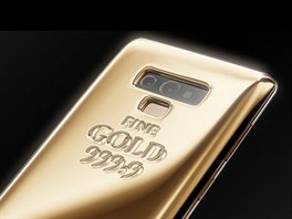 Caviar Samsung Galaxy Note 9 Fine Gold_6