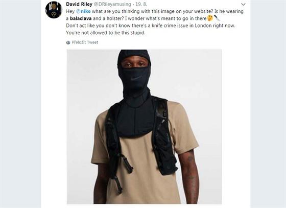 d0d838f4823 Nike ukončil prodej kukel. Podporujete pouliční násilí