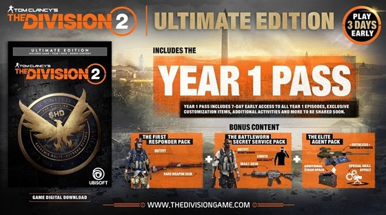 The Division 2 - Ultimate Edition