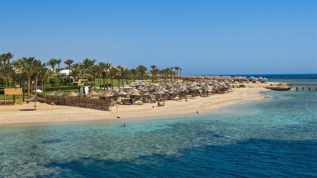 Egypt je pro české turisty znovu lákadlem, líbí se jim tamější nízké ceny