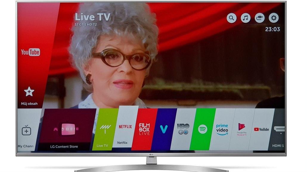 """dd78d563e Nejlevnější """"Nano Cell"""" televizor se snaží upoutat prostorovým ..."""