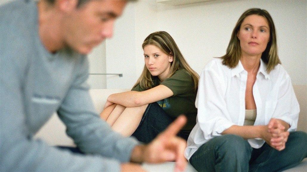 Nemoci u dětí často odrážejí atmosféru v rodině, říká lékařka