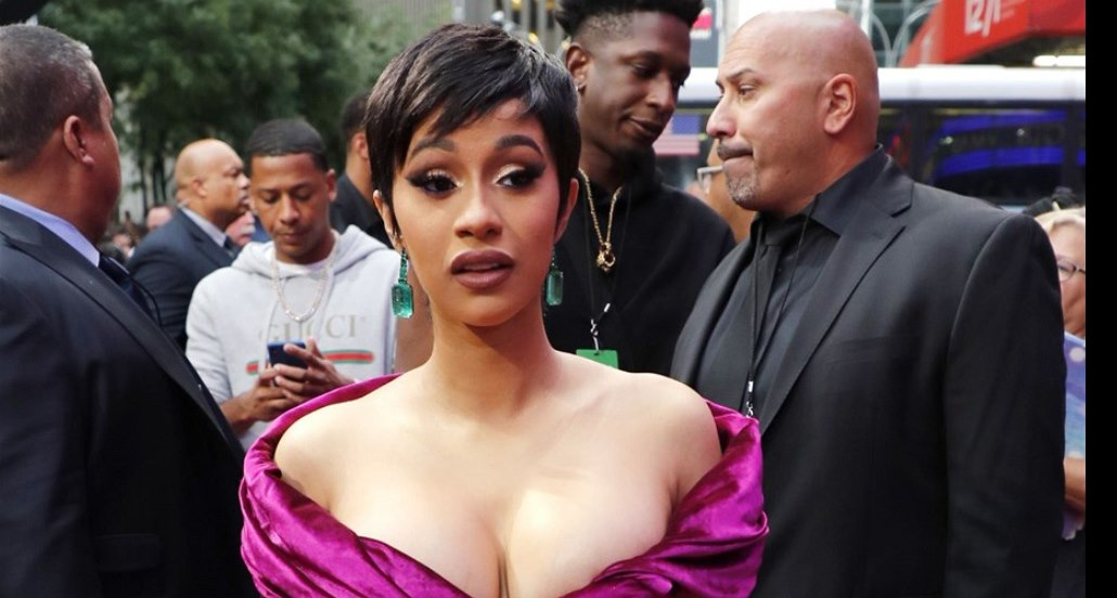 Cardi B. na MTV Video Music Awards (New York, 20. srpna 2018)