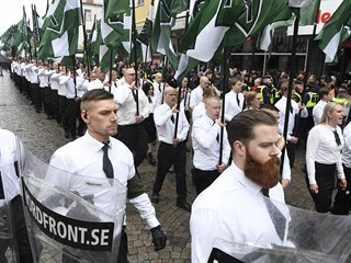 Květnové setkání Severského hnutí odporu (1. května 2018)