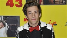 Jimmy Bennett (23. ledna 2013, Los Angeles)